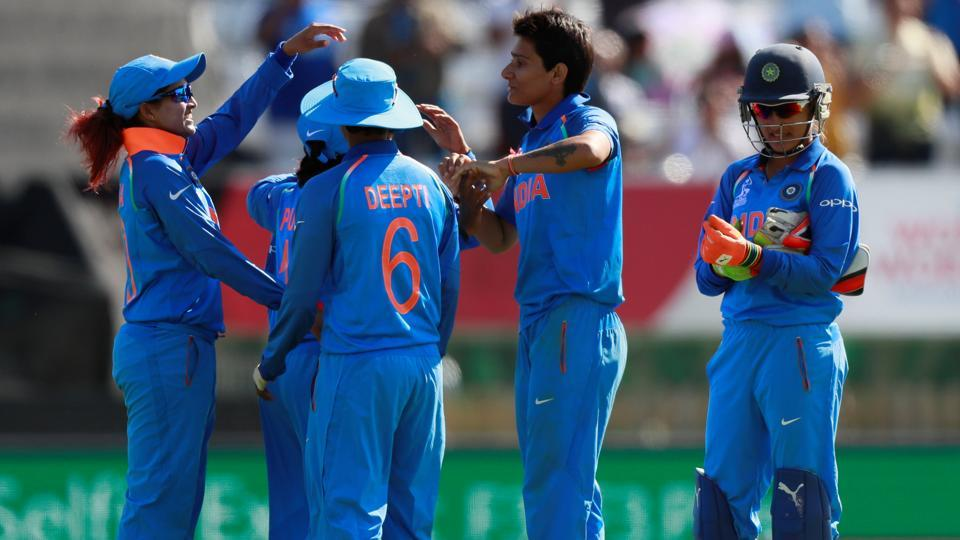 Australia beat India by 8 wickets to enter ICC Women's World Cup semis. Catch full cricket score of India vs Australia here.