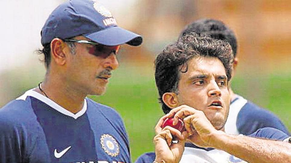 Ravi Shastri says he was asked good questions by Sourav Ganguly during the interview for Indian cricket team's head coach's job.