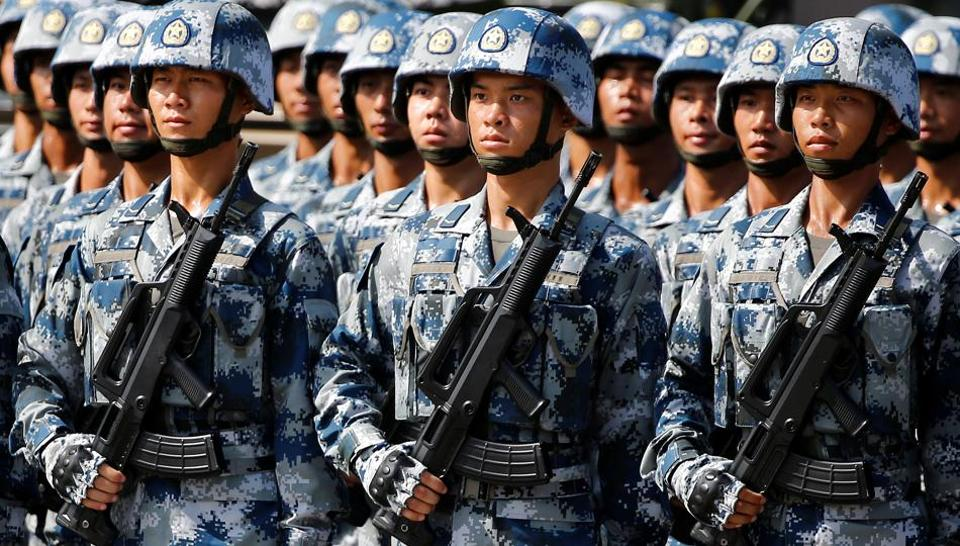 Chinese military,People's Liberation Army,Xi Jinping