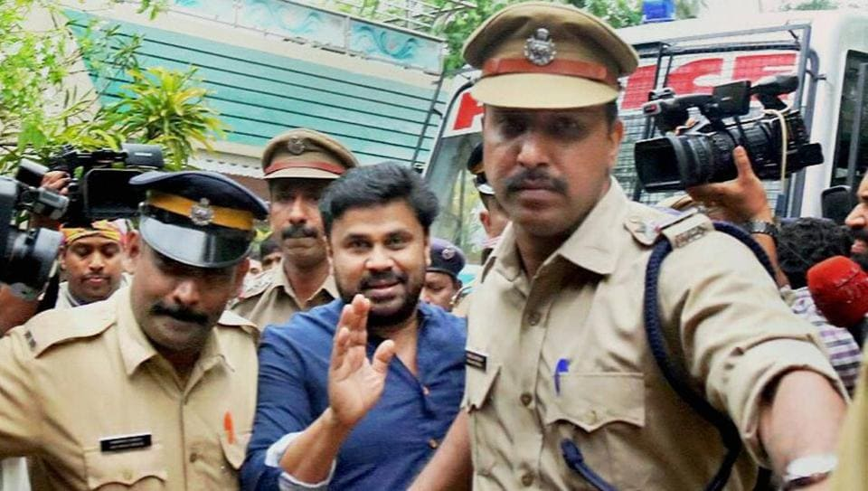 Malayalam actor Dileep was arrested in connection with the abduction and assault case of a South Indian actor on Monday.