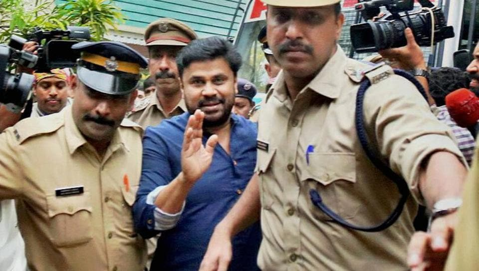 Malayalam actor Dileep was arrested in connection with the abduction and assault case of a South Indian actor.