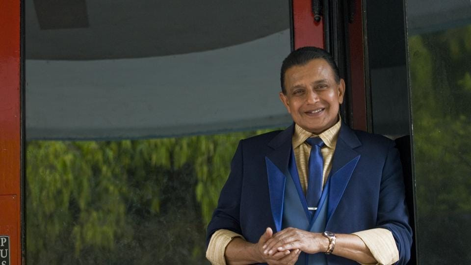 Mithun Chakraborty  says doing a comedy show is tough and everyone on the show is experienced.