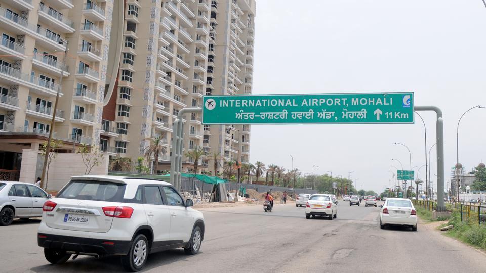air connectivity,Chandigarh international airport,Real estate