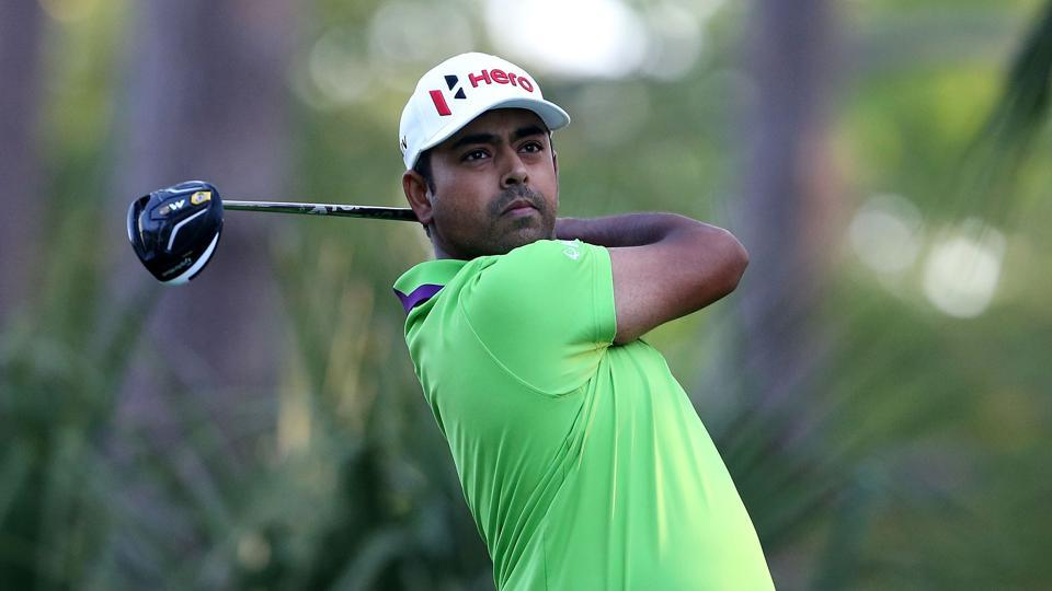 Anirban Lahiri had missed out on the first two majors of the year.