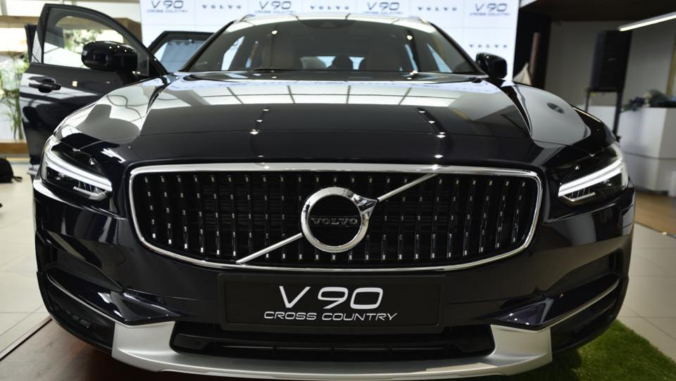 Volvo V90 Car Launches In India Autos Photos Hindustan Times