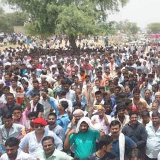 Rajasthan,Gujjars,Rajputs