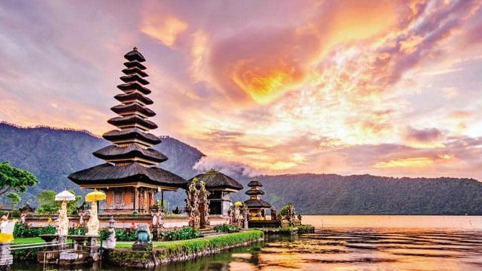 Bali has seen a surge in popularity among Indian tourists.