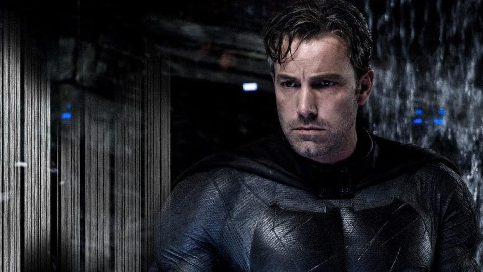 The solo Batman movie does not have a release date yet.