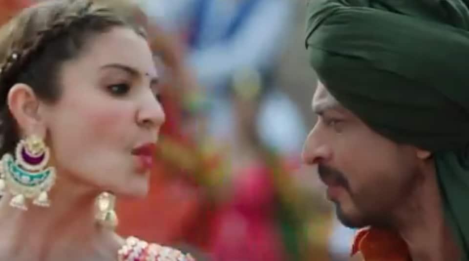 Shah Rukh Khan,Anushka Sharma,Jab Harry Met Sejal