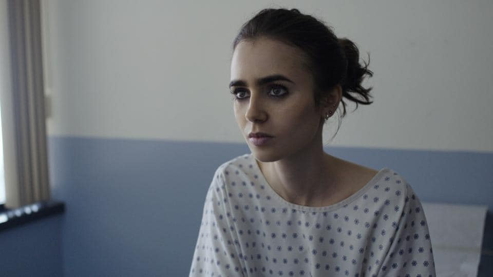 Lily Collins is vulnerable, yet strong in the central role - a terrific role model for others going through similar problems.