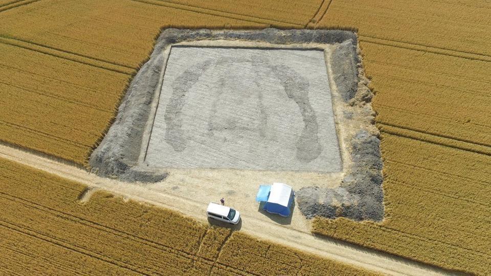 Stonehenge,Burial Mound,Cat's Brain