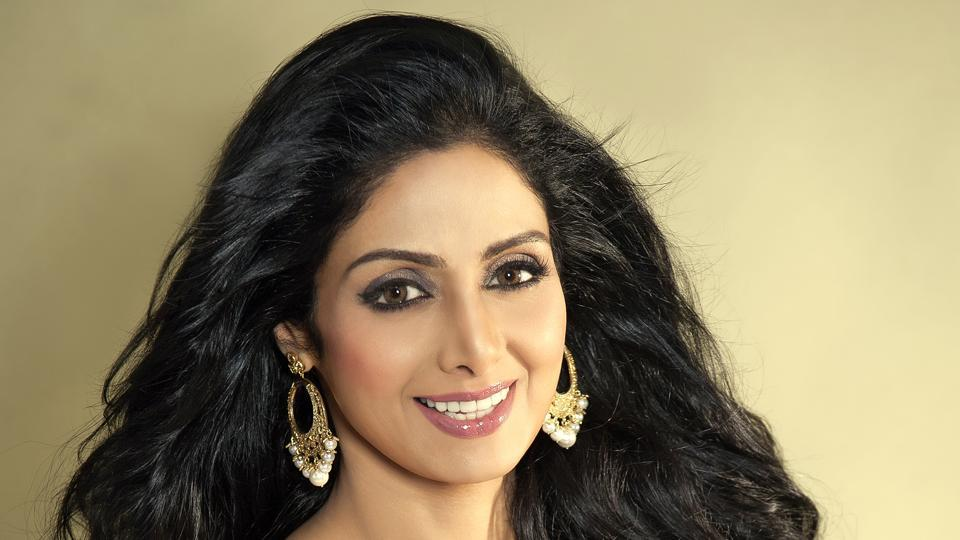 Actor Sridevi talks about the pressure  female actors face in Bollywood.