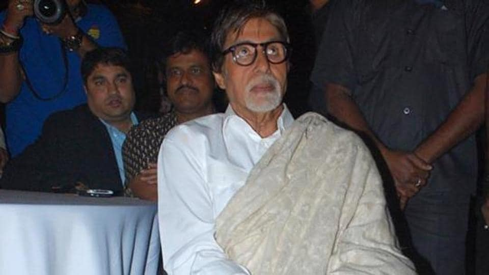"""Amitabh Bachchan dubbed the use of poet Harivansh RaiBachchan's poem in a promo video by Kumar Vishwas, as """"copyright infringement""""."""