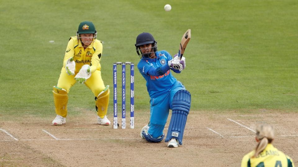 Mithali Raj became the leading run scorer in Women's ODI cricket when she reached the score of 34 on Wednesday.