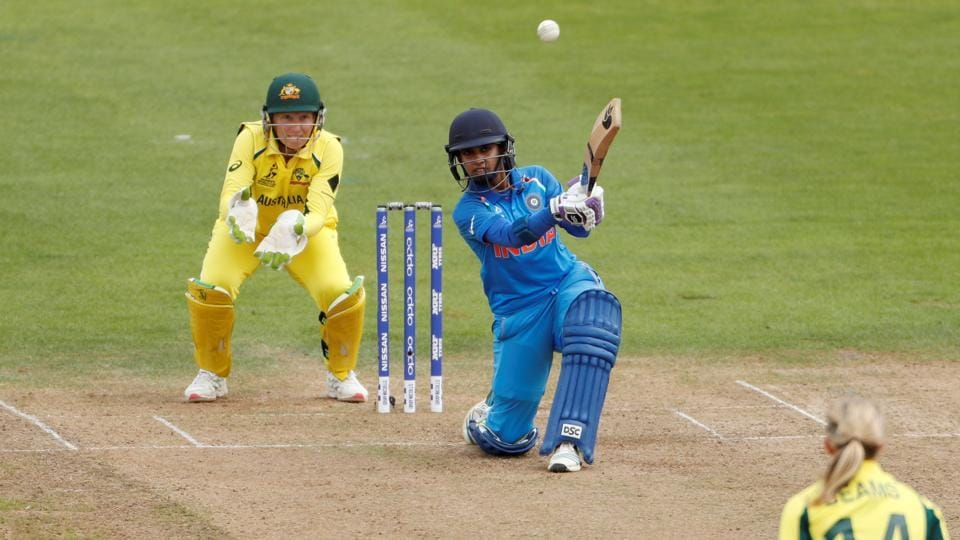 Mithali Raj-led India are currently at the fourth spot at the ICC Women's World Cup.