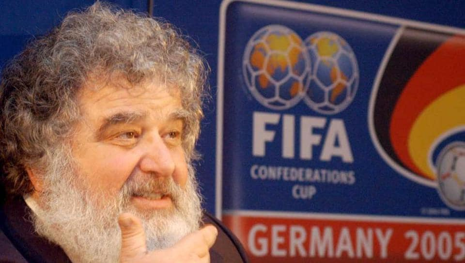 FIFA,Chuck Blazer,CONCACAF