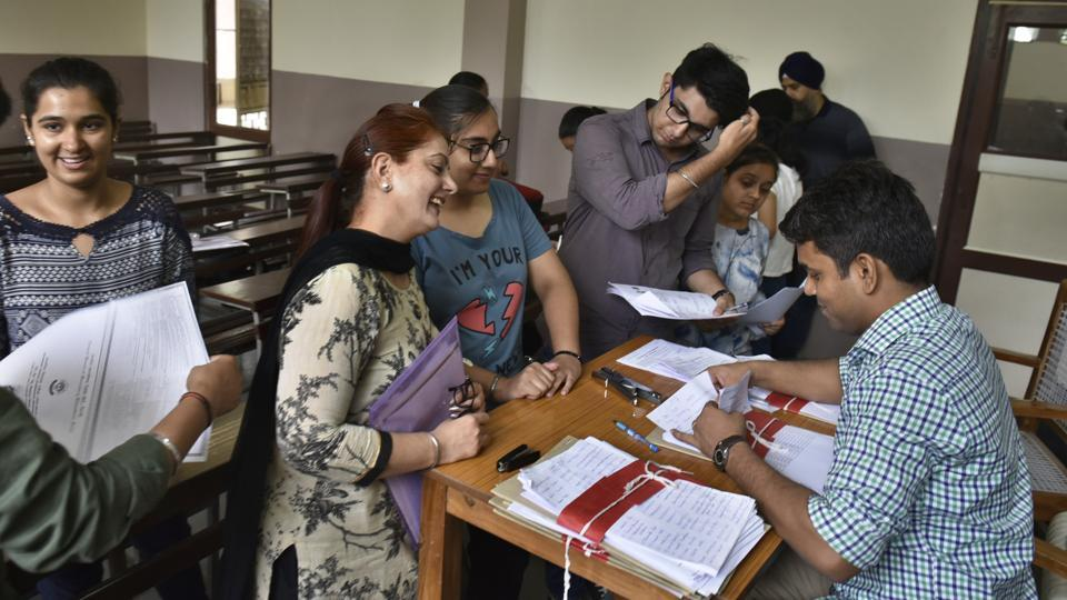 The Delhi University released fourth cutoff list on Thursday. Colleges have reopened admission to several popular courses with seats still available in them.