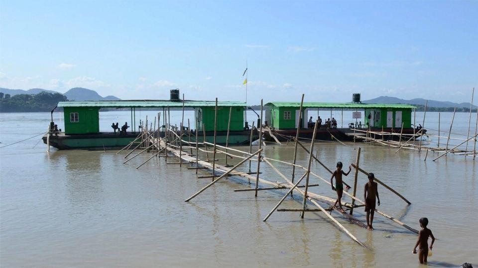 Assam Floods,Floods in Northeast,Arunachal Pradesh