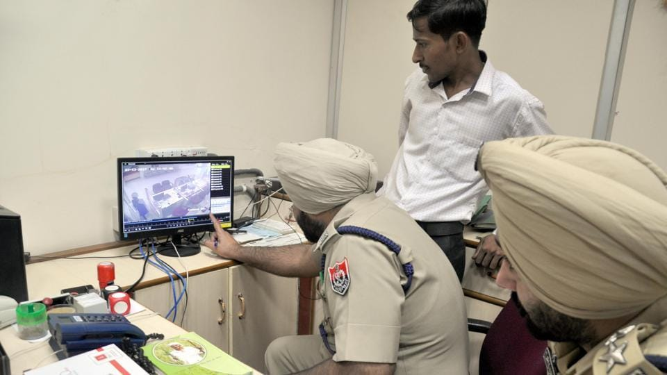 PNB,Punjab National Bank,CCTV footage