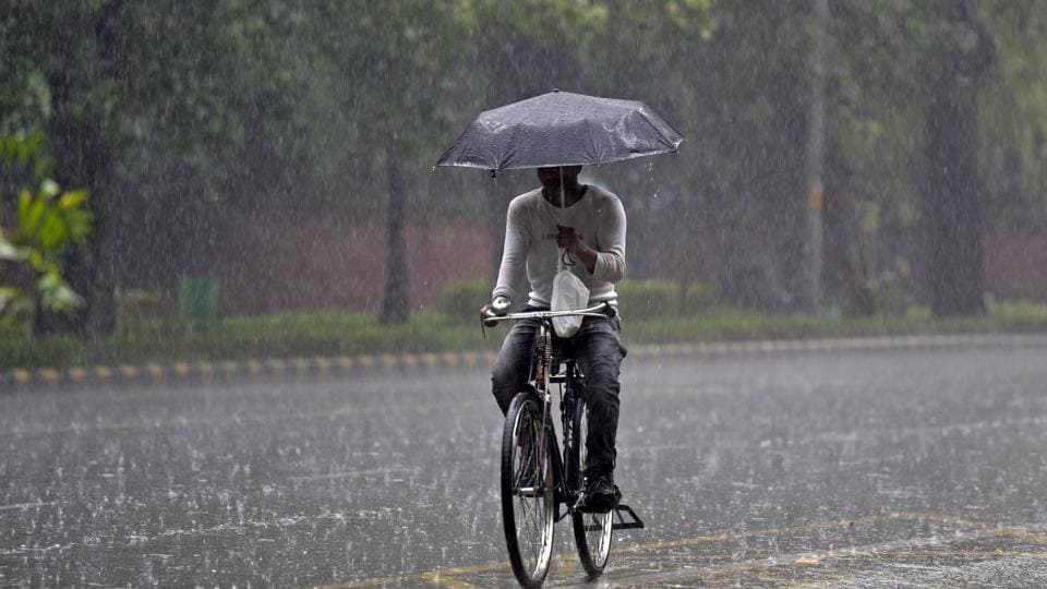 Delhi rain,Delhi monsoon,Delhi weather