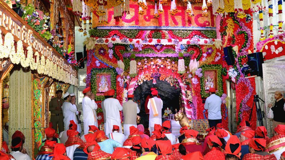 Vaishno Devi Board,Rs 6 lakh,scrapped notes