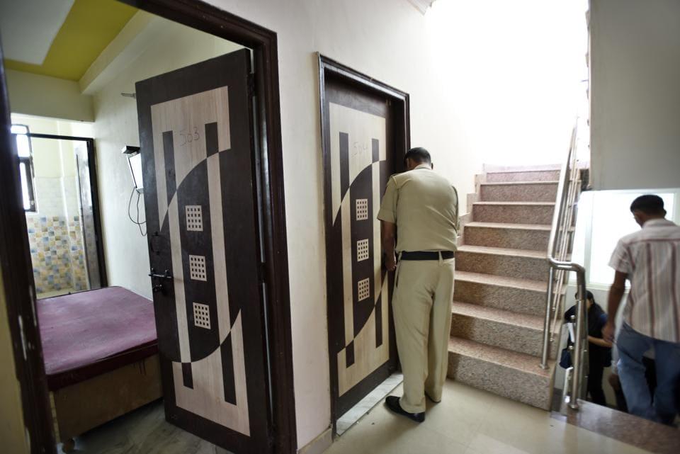 PG murder,DLF phase-3 murder,Ramesh Bisht