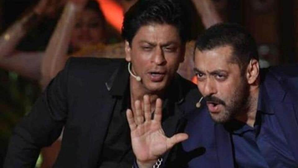 Salman Khan and Shah Rukh Khan were recently seen together in Tubelight.