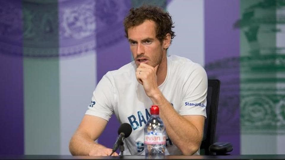 Andy Murray lost to Sam Querrey in Wimbledon Quarter-final on Wednesday