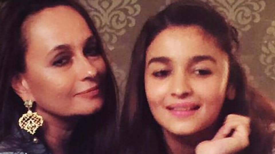 Soni Razdan is happy with the way Alia Bhatt is choosing the right kind of roles and films for herself.