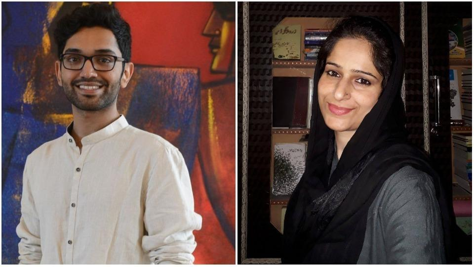 Delhi-based author Manu S Pillai and Kashmiri poet Nighat Sahiba tell us about their journeys and what the Sahitya Akademi award means to them.