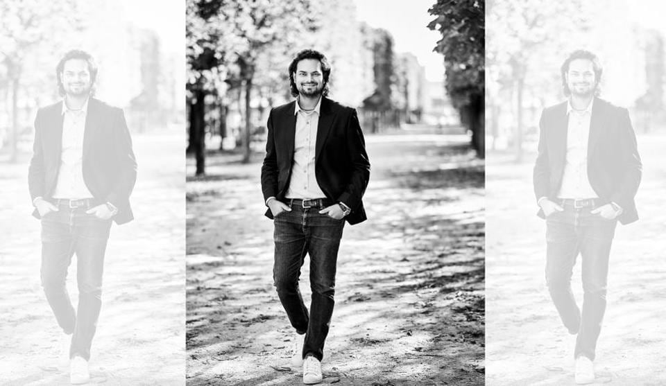If not a fashion designer, Rahul Mishra would have been a cricketer. (Rahul wears a shirt and blazer from Troy Costa, jeans from Energie and shoes by Stan Smith for Adidas)