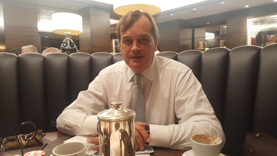British high commissioner to India Dominic Asquith.