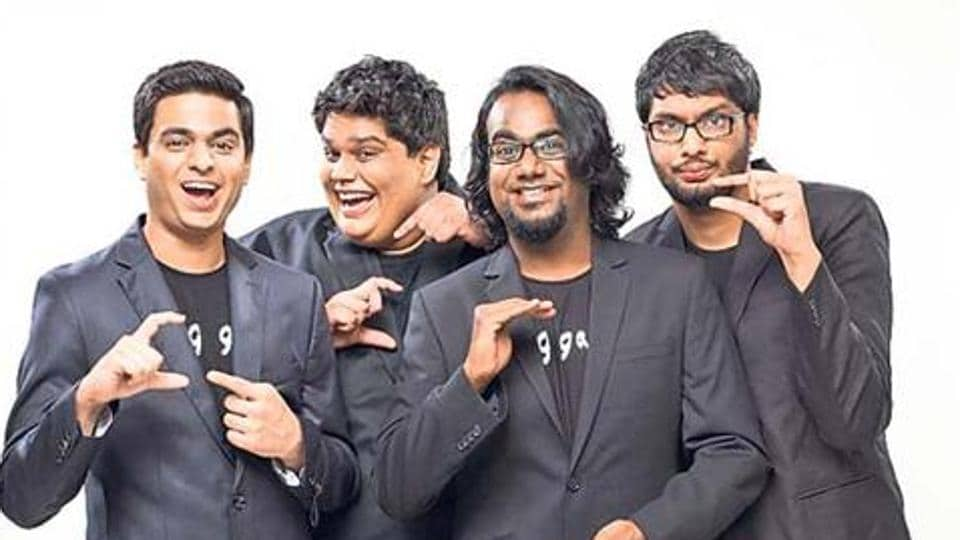 AIB landed in trouble earlier over its Roast.
