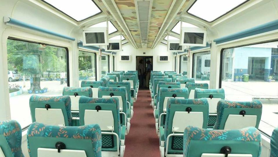 The tense law and order situation has prompted the government to rethink deploying the luxury train along the Banihal-Baramulla stretch in Kashmir.