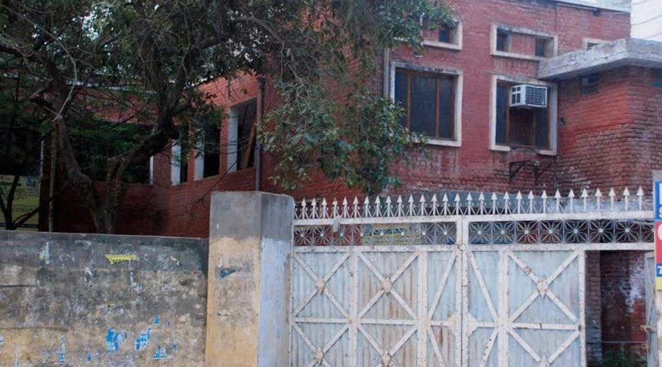 Block development and panchayat office in Moga-1.