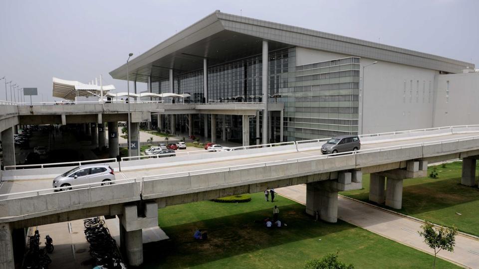 Chandigarh International Airport.