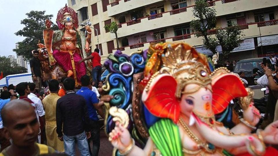The court was hearing a PIL complaining about frequent violations of the Noise Pollution Rules, 2000, especially during public celebrations of religious festivals like Ganpati.