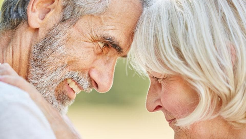 It's easy to assume that this is simply because older people are likely to have been married longer and have thus had more time to cheat.