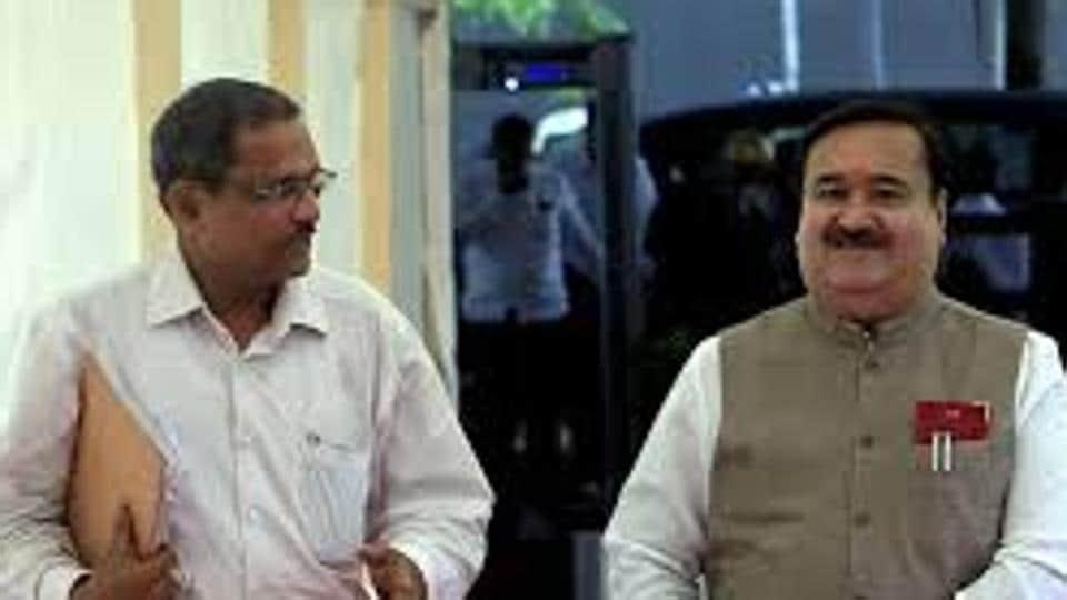 Mumbai city news,Maharashtra politics,Prakash Mehta