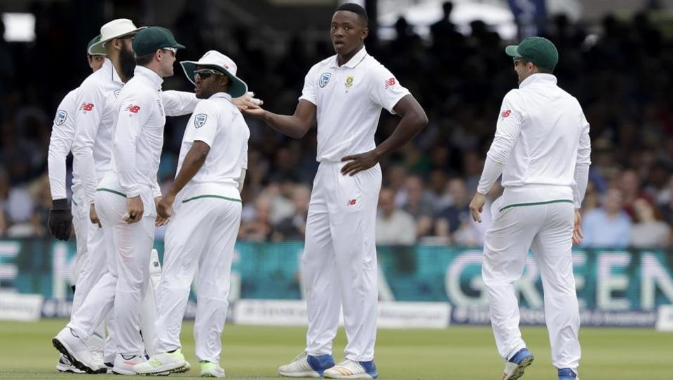 South Africa face England in the second Test at Trent Bridge in a four-match series after a crushing 211- run defeat inside four days at Lord's last week.