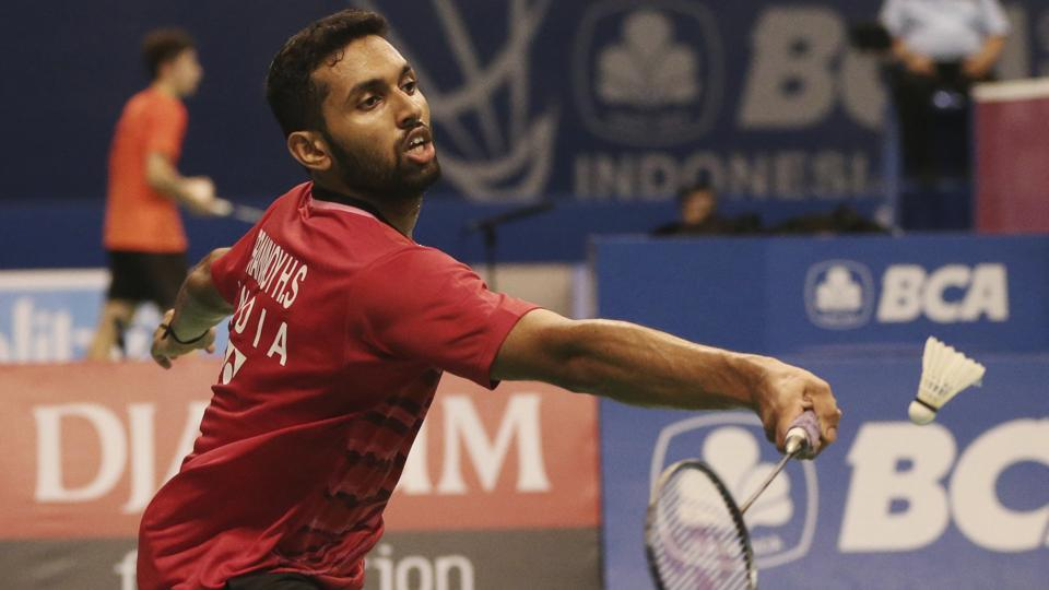 HS Prannoy was stunned by ninth seed Jeon Hyeok Jin in the Canada Open.