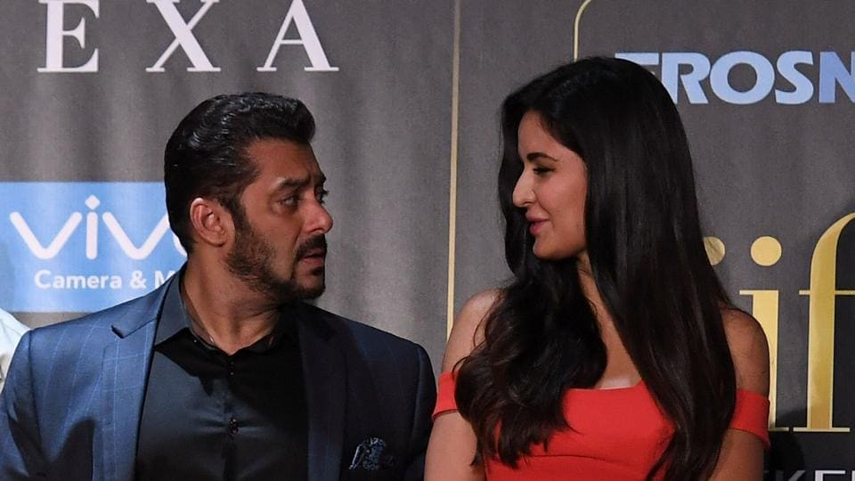 Salman and his former girlfriend, Katrina, will be performing at the 18th edition of The International Indian Film Academy (IIFA) Awards