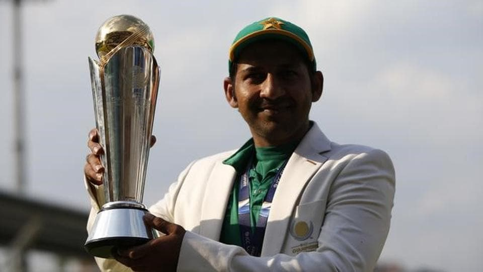 Sarfraz Ahmed led Pakistan to their first Champions Trophy title in England  recently.