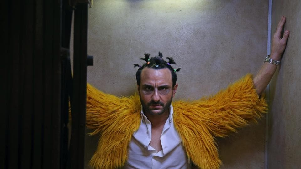 Saif Ali Khan will soon be back with Kaalakaandi.