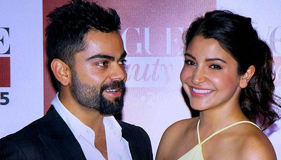 Virat Kohli,Anushka Sharma,India national cricket team