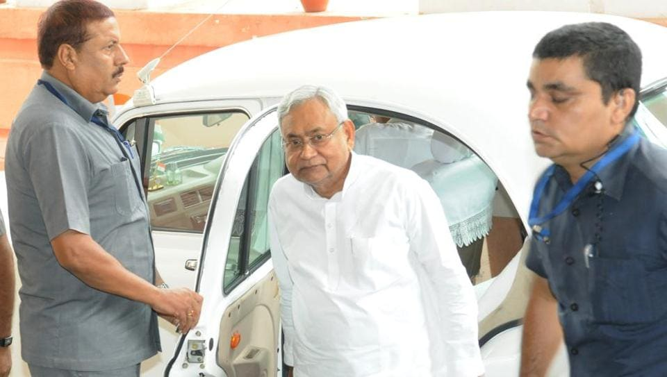 Bihar chief minister Nitish Kumar instructed all spokespersons to not go whole hog against the BJP.
