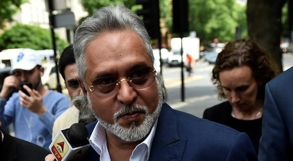 Vijay  Mallya is wanted in India over $1.4 billion that the authorities say he owes.