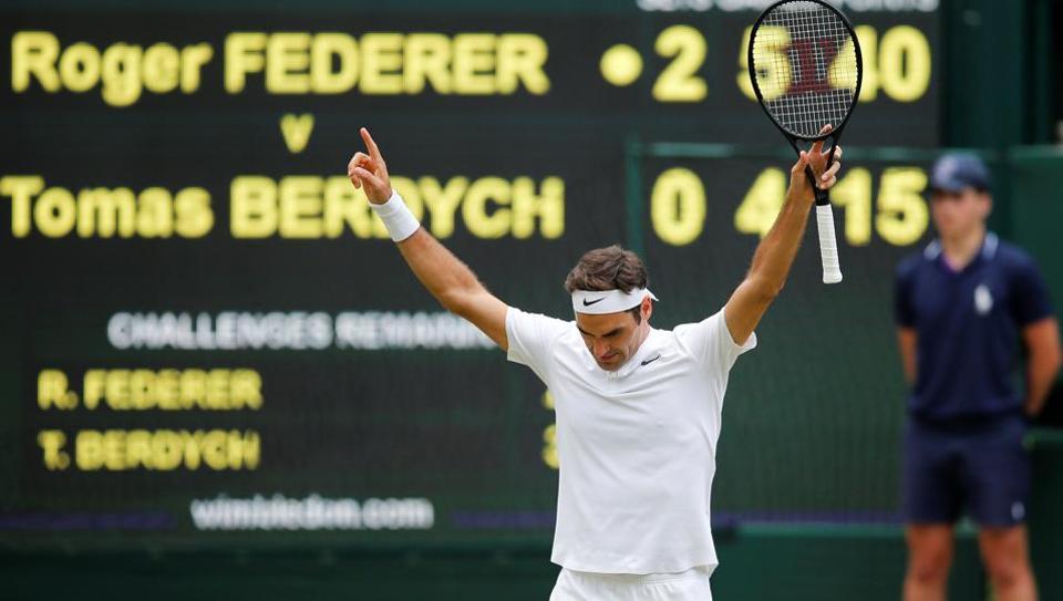 Wimbledon,The Championships,Roger Federer