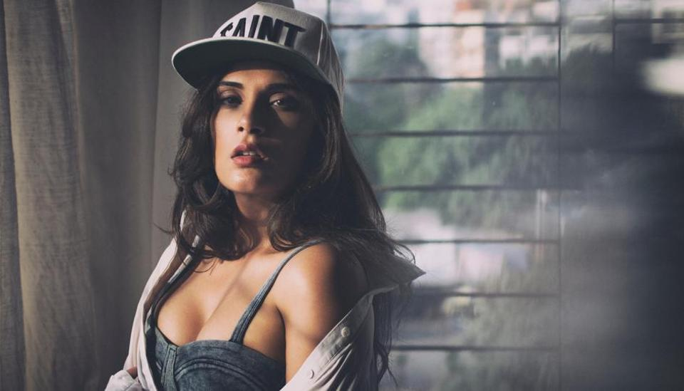 Richa Chadha is on cloud nine as she has moved into her new apartment in Mumbai.
