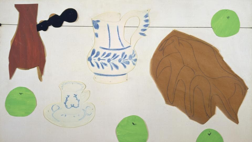 """The exhibition titled """"Matisse in the Studio"""" runs from August 5 to November 12, 2017, in London. (In picture) Still Life With Shell by Henri Matisse (1940), which is part of the collection."""